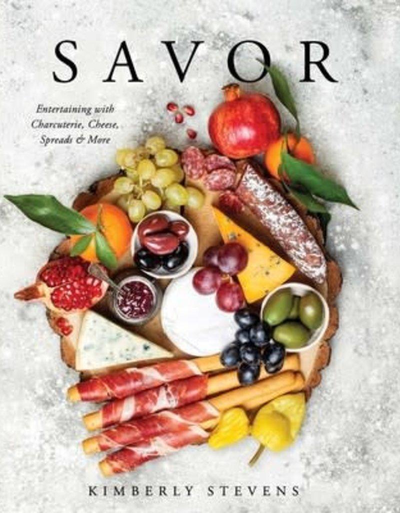 Savor - A Comprehensive Guide to Serving Boards