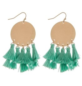 Fringe Tassel Bohemian Earrings