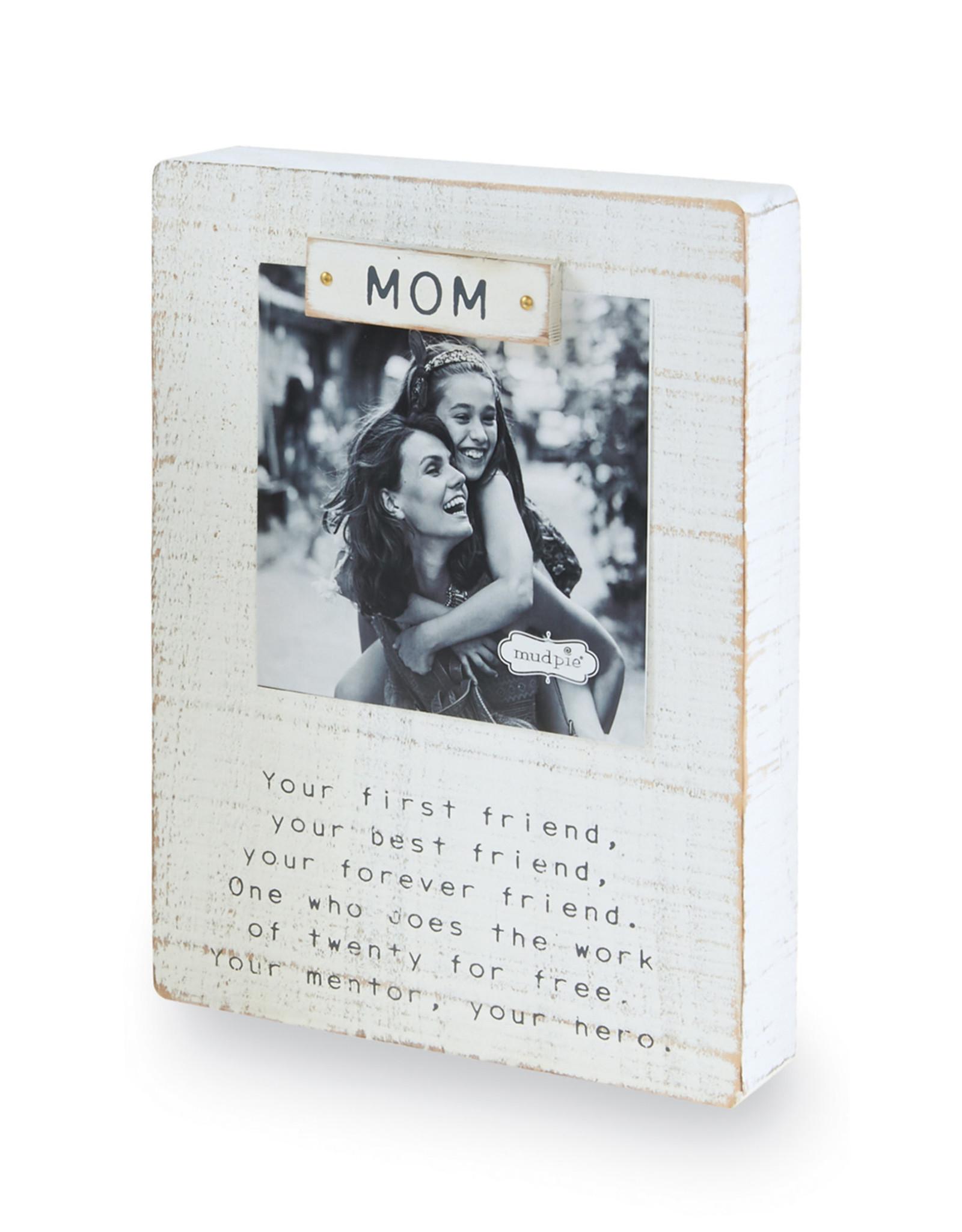 Mudpie Mom Frame