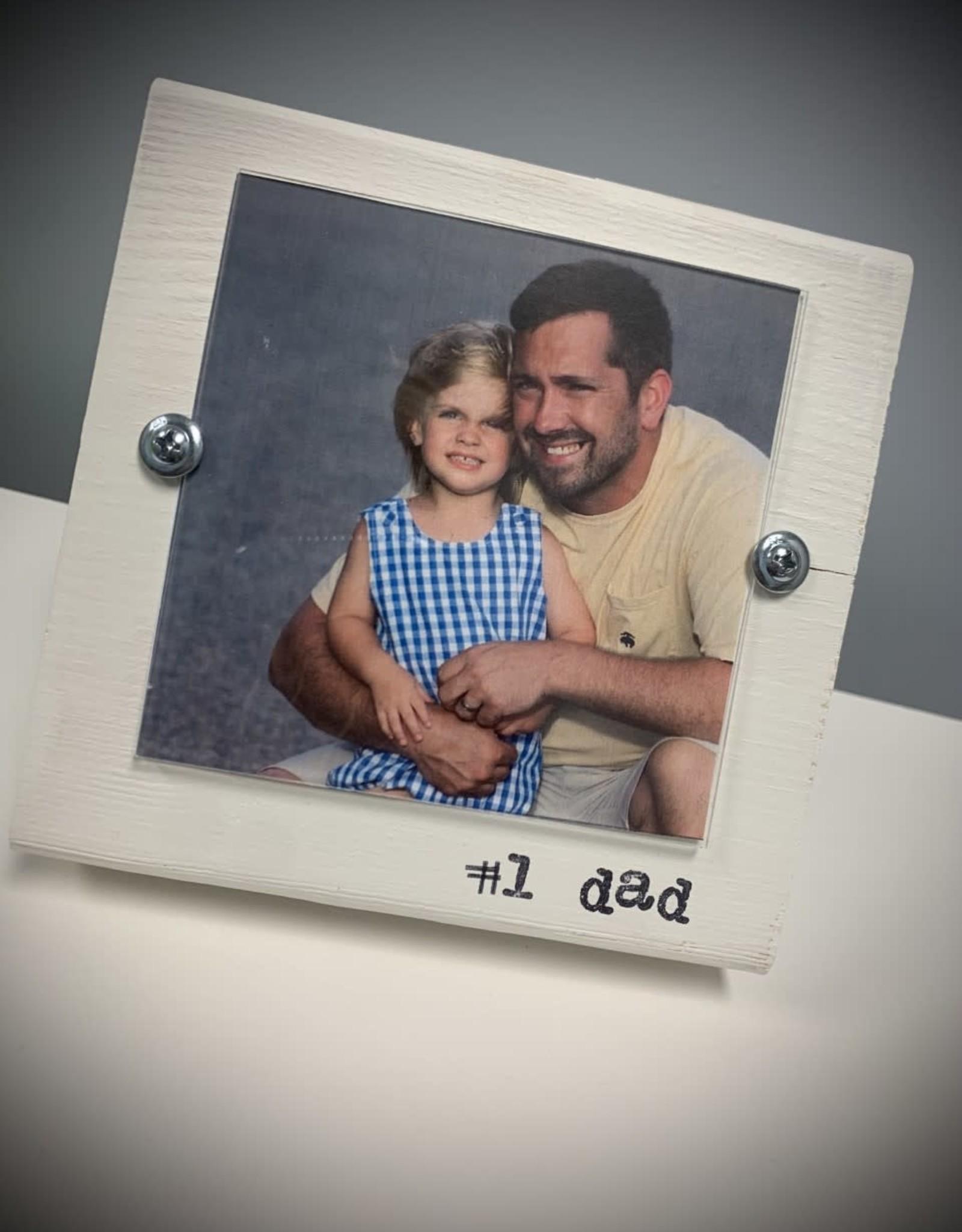#1 Dad Frame - 4X4