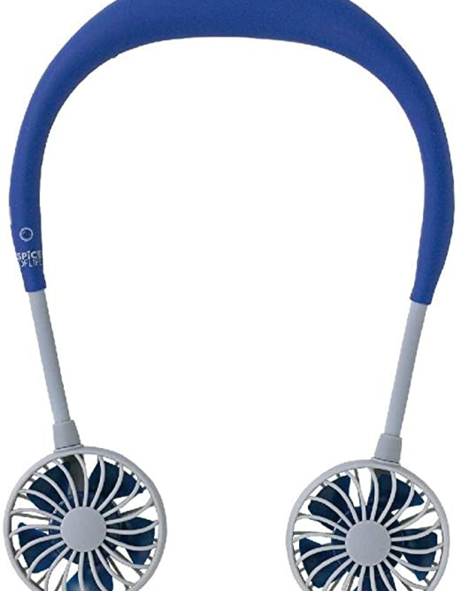 Hands Free Fan - Blue