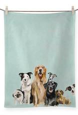 Tea Towel - Puppy Pack