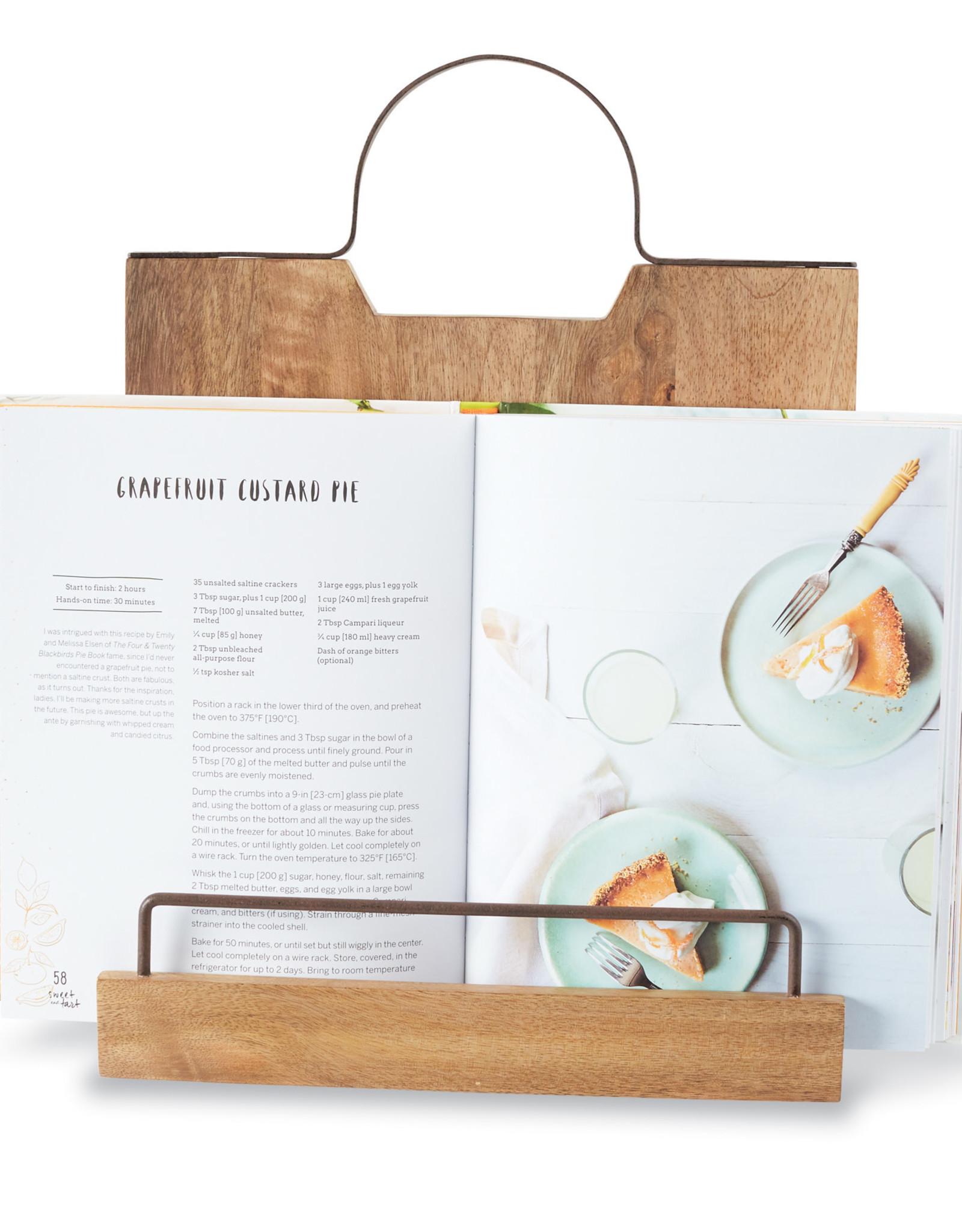 Mudpie Cookbook Holder