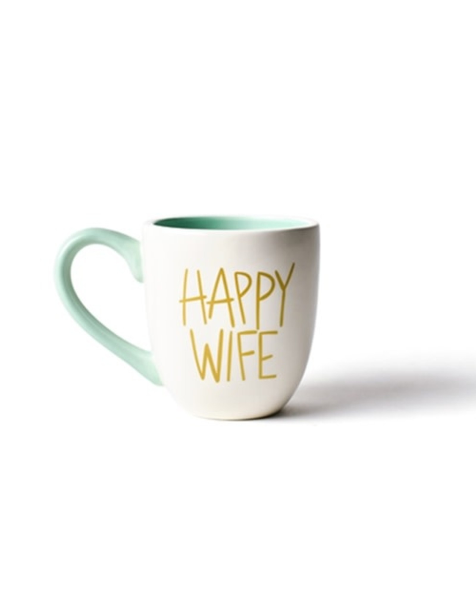 Coton Colors Happy Wife Mug