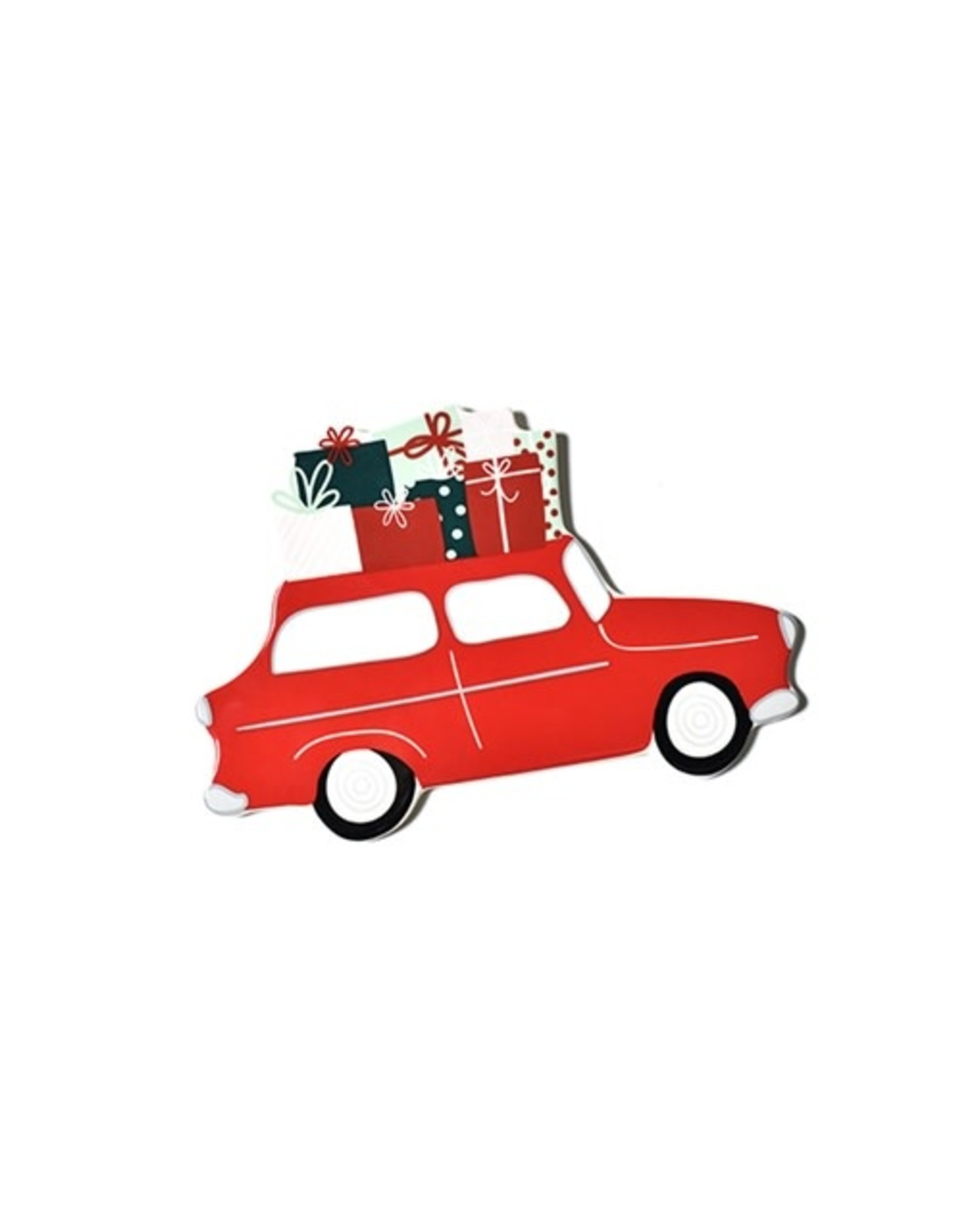 Coton Colors Happy Everything Holiday Car Mini Attachment