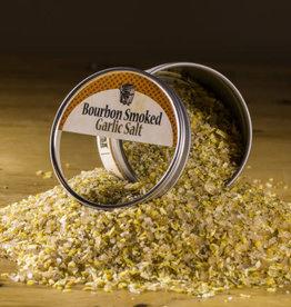 Bourbon Smoked Garlic Salt