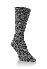 Crescent Sock Co World's Softest Socks - Ribbed Black