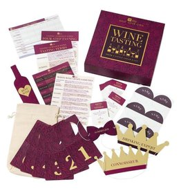 Talking Tables Wine Tasting Board Game