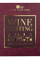 Talking Tables Wine Tasting Board Game