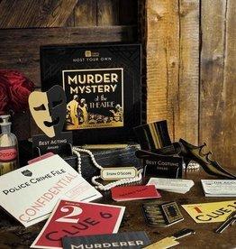 Murder Mystery Board Game