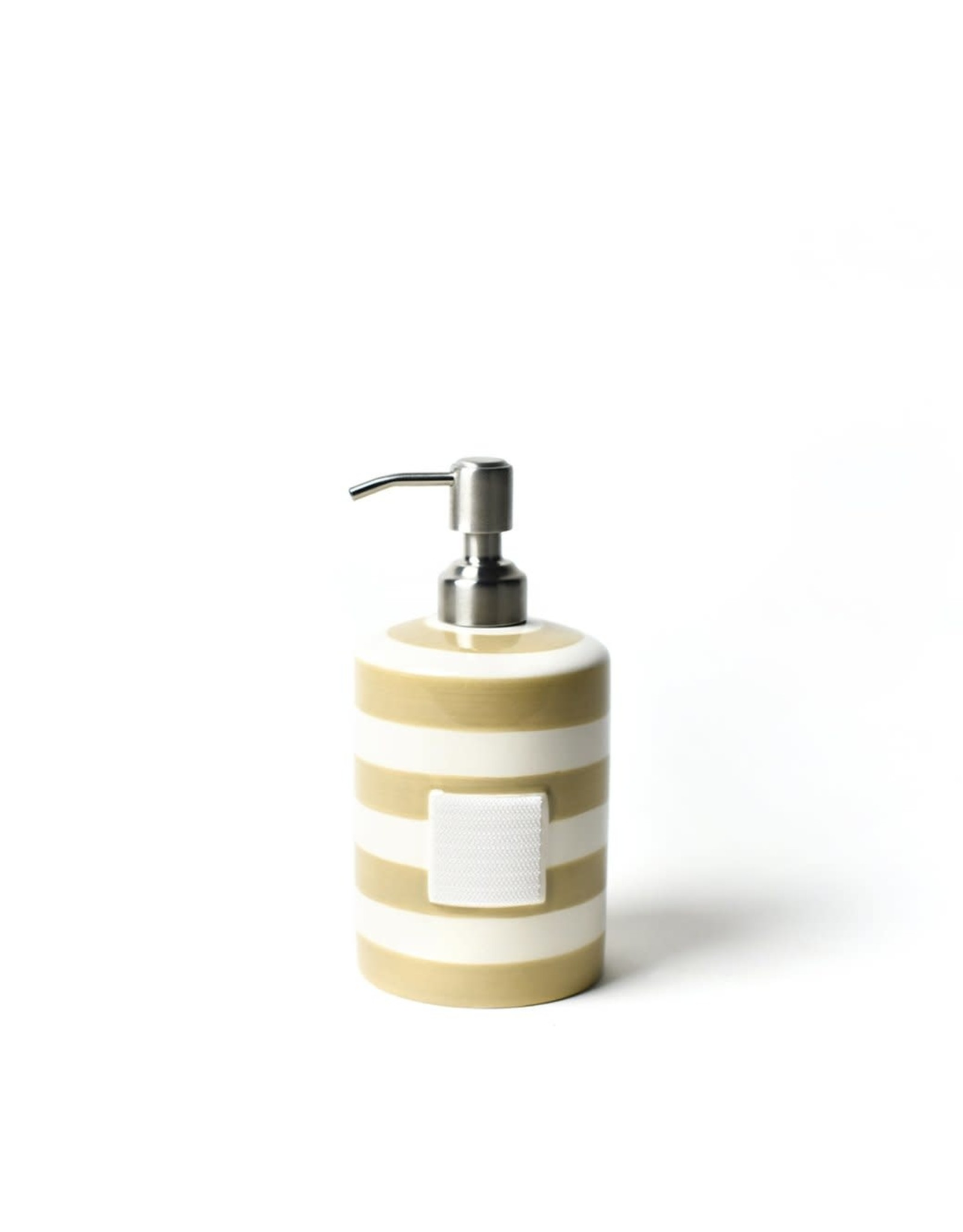 Happy Everything Soap Pump - Neutral Stripe