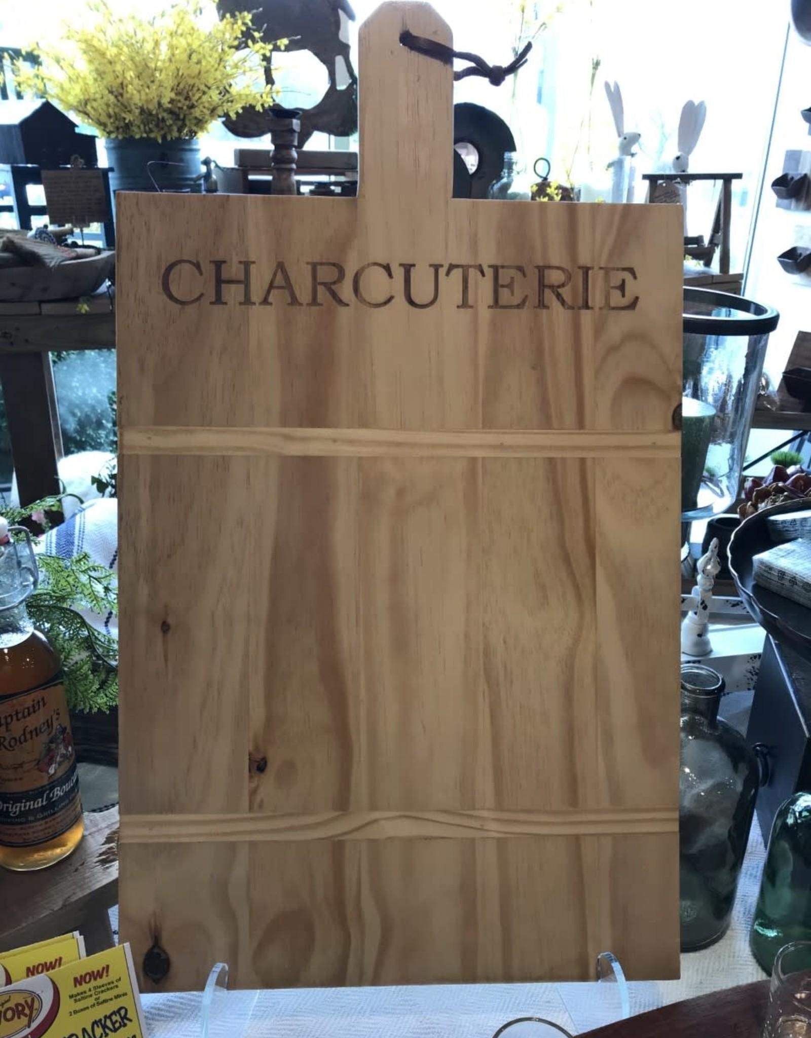 Wooden Charcutterie Board