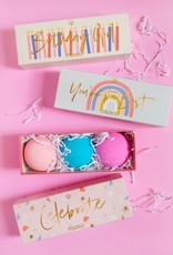 Musee Bath Bomb Gift Set - Birthday Girl