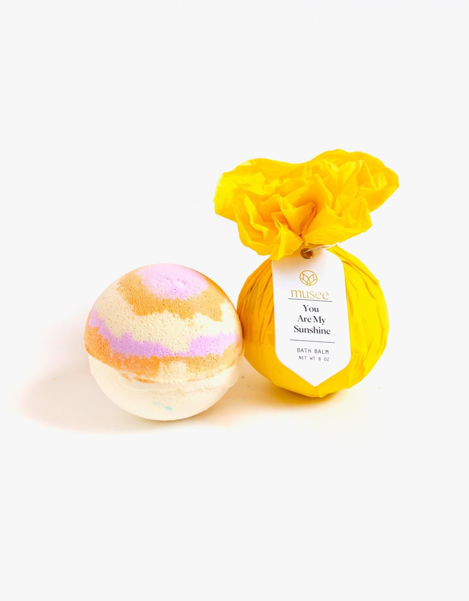 Musee Bath Bomb - You are my Sunshine