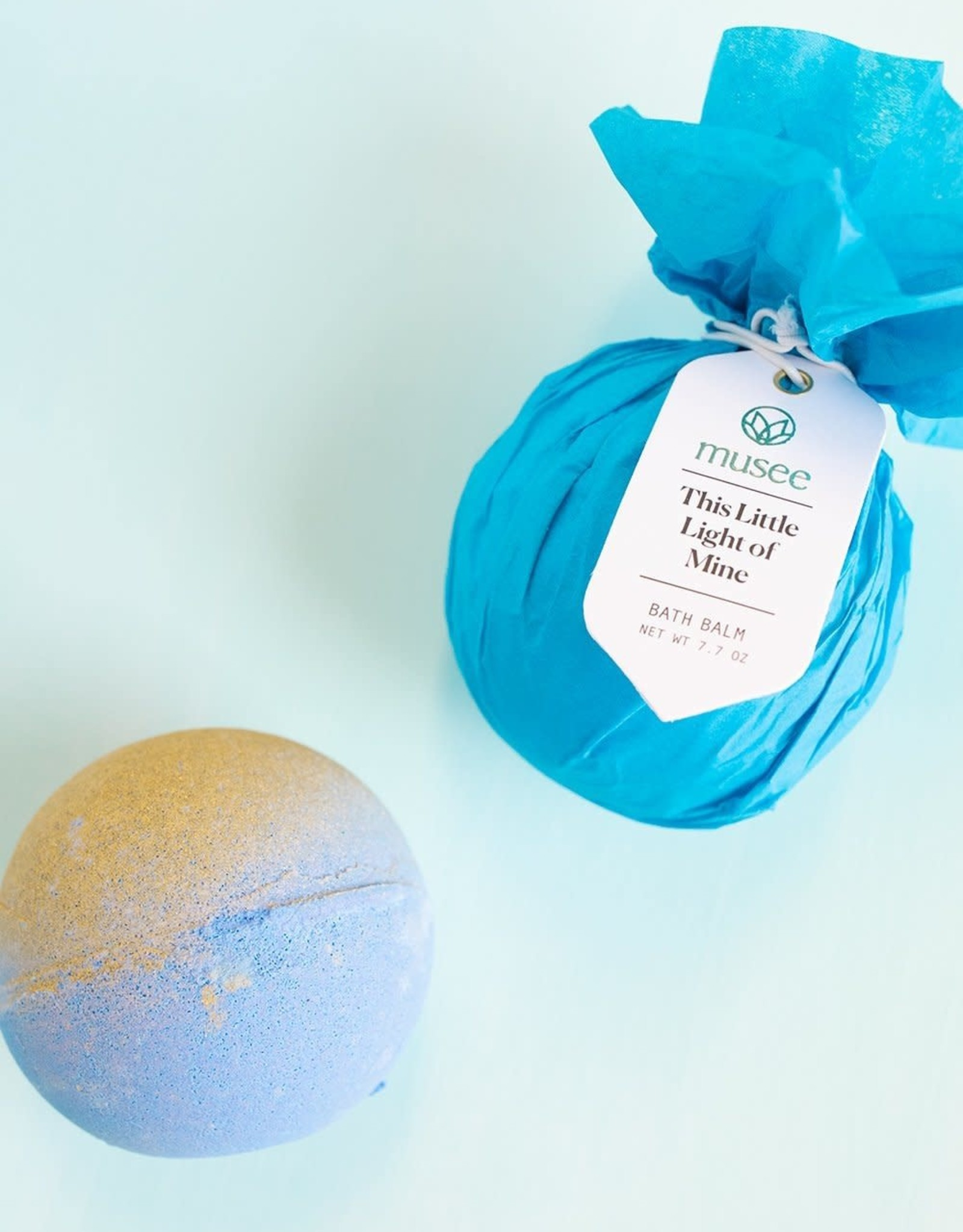 Musee Bath Bomb - This Little Light of Mine