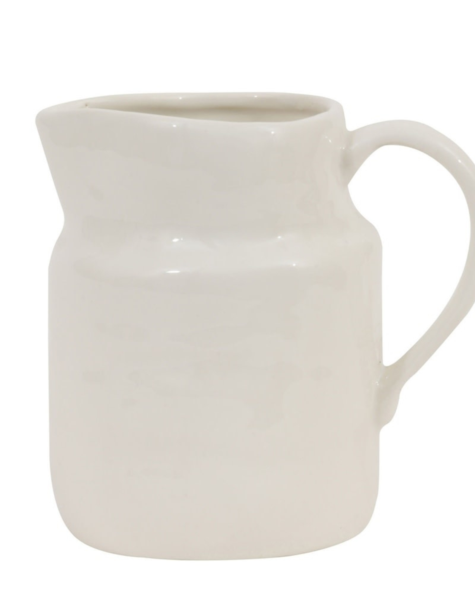 Mini Stoneware Pitcher