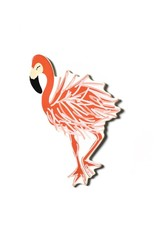 Coton Colors Happy Everything Mini Flamingo Attachment