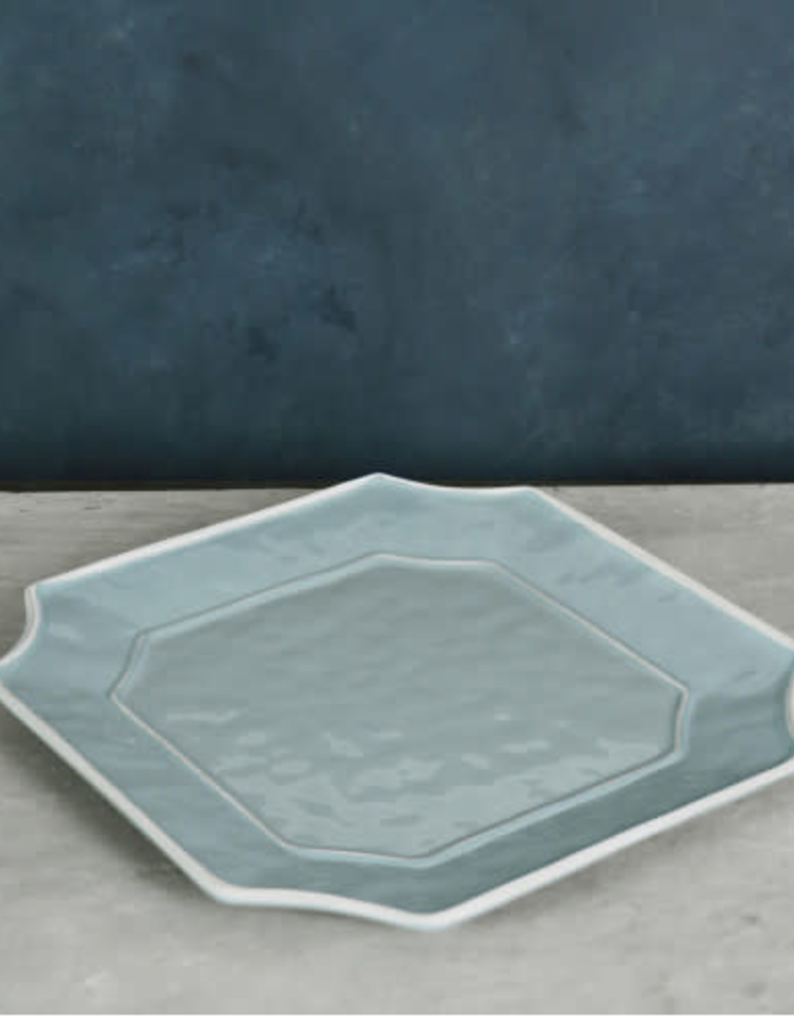Beatriz Ball Platter - Charleston, Blue