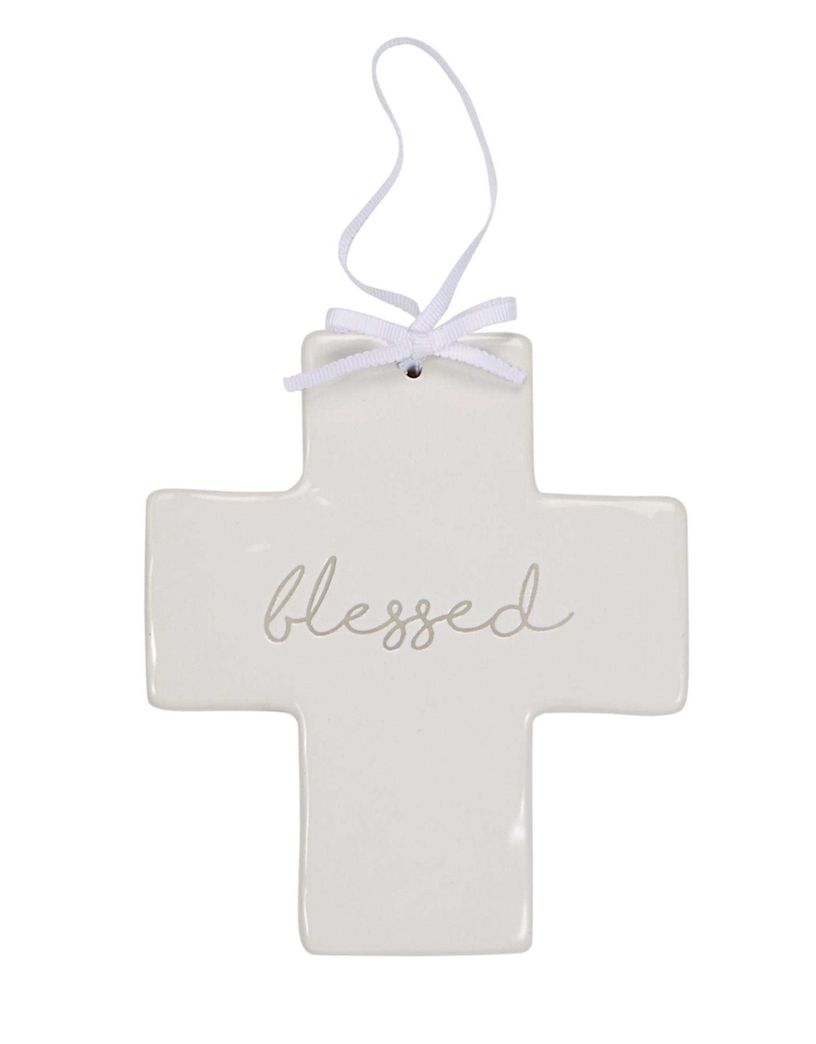 Blessed Ceramic Cross
