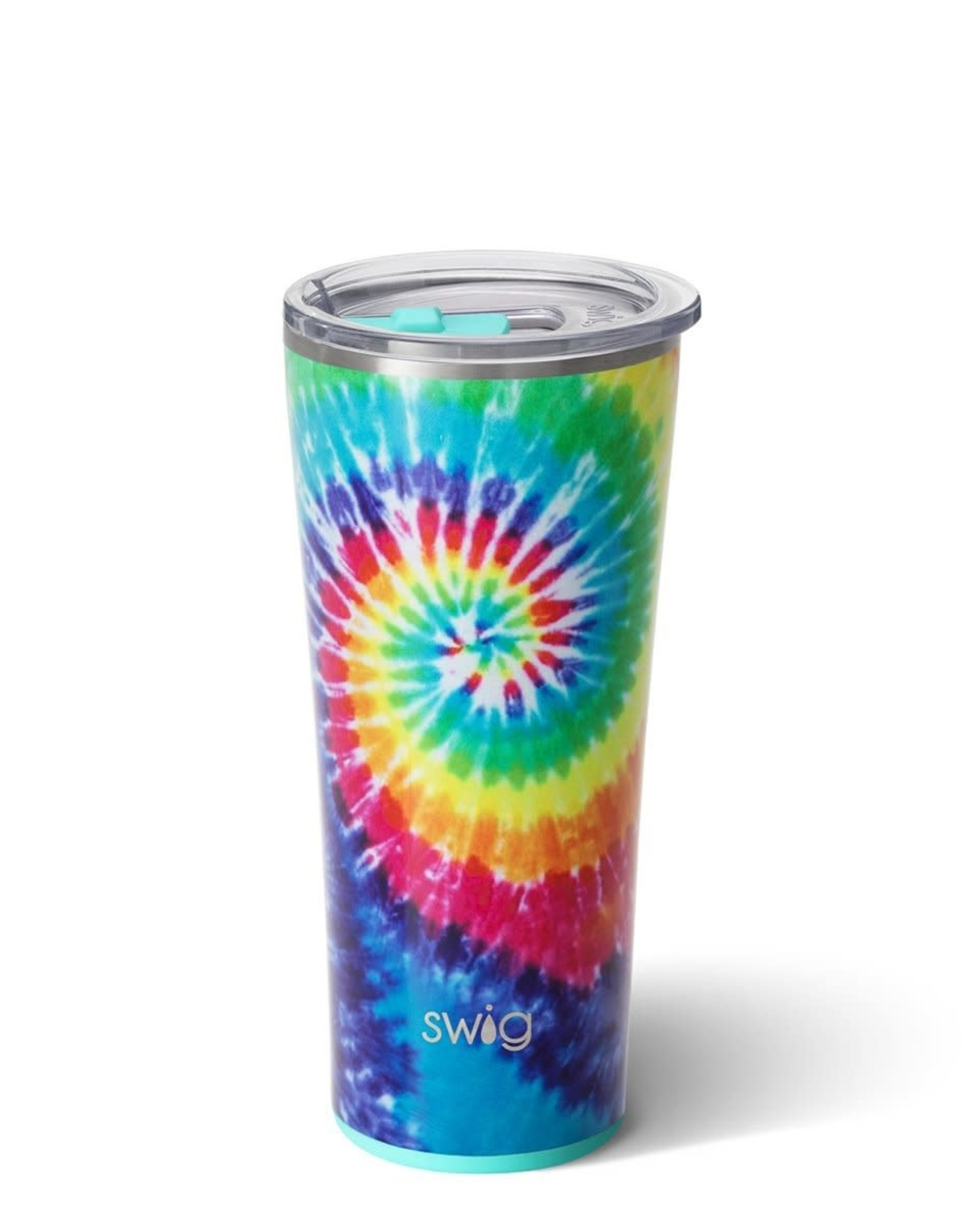Swig Tumbler - 22oz - Swirled Peace