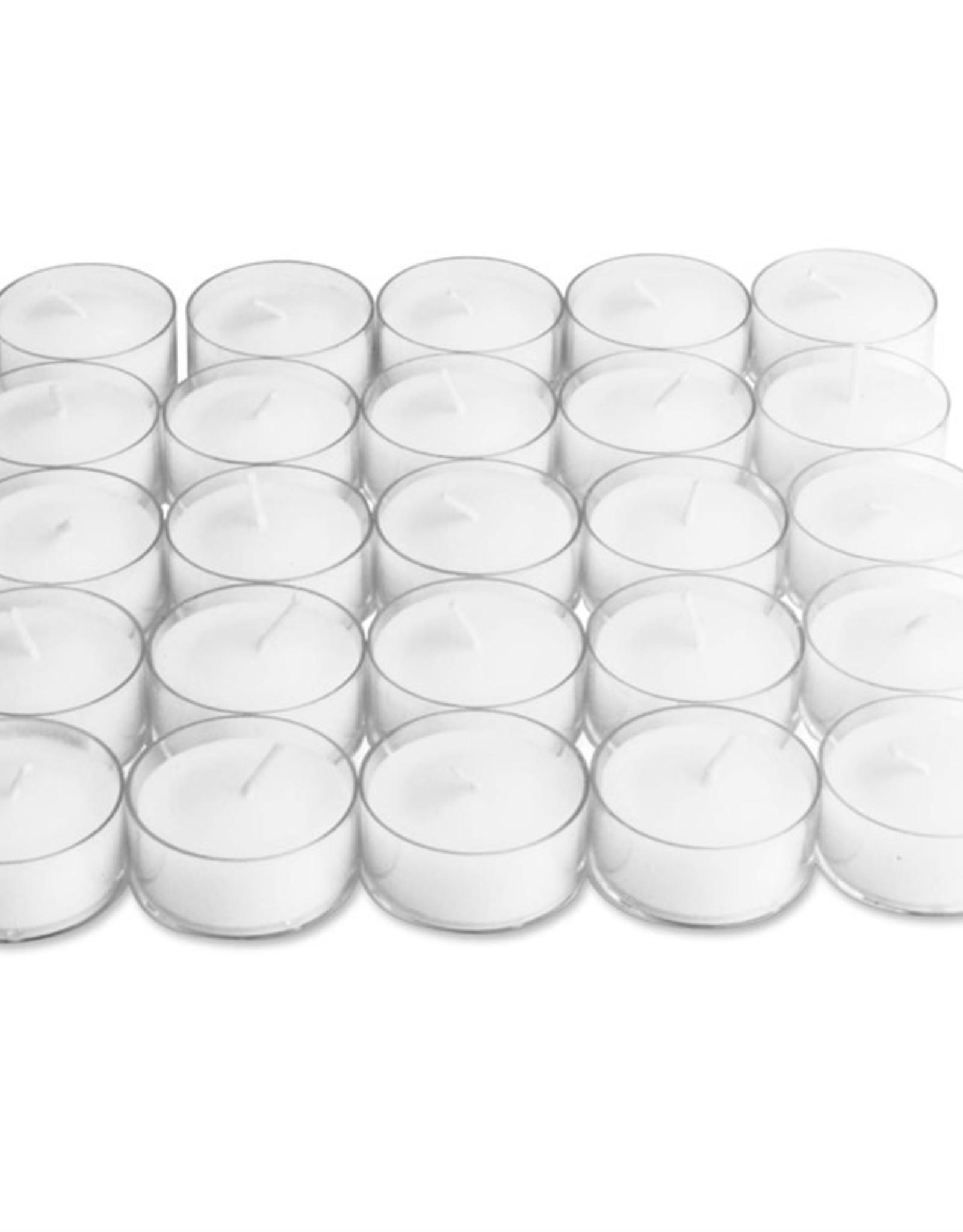 Tealight Candles - Set of 25