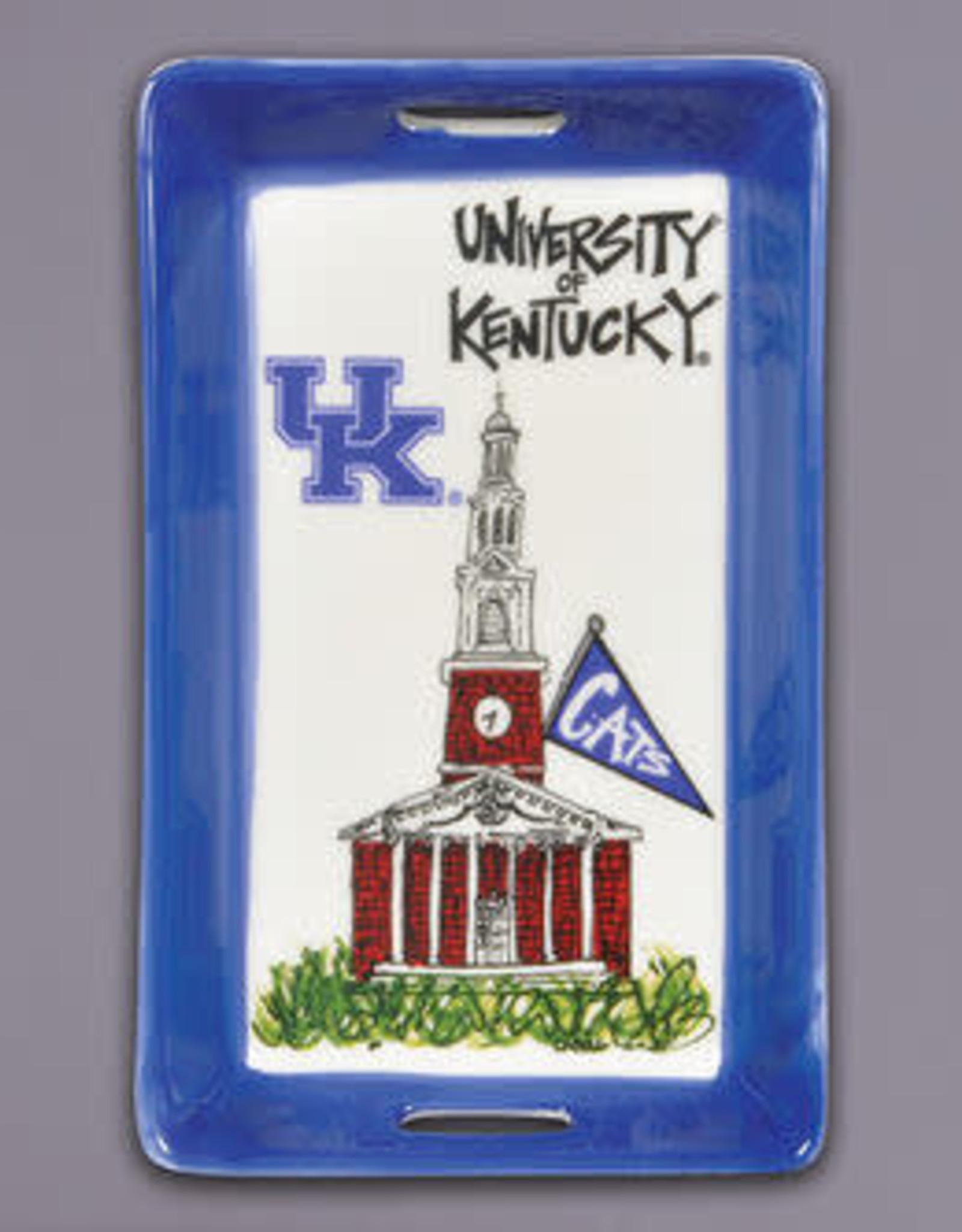 Kentucky Wildcats Mini Cermaic Tray