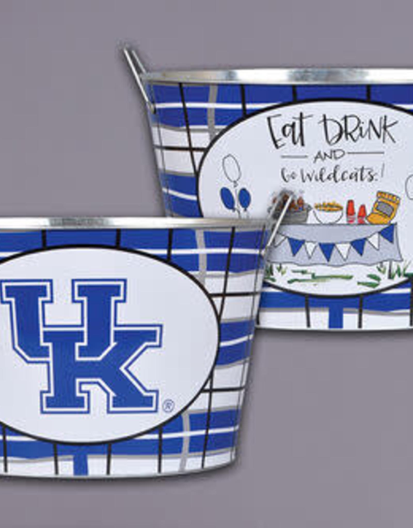 Kentucky Wildcats Bucket
