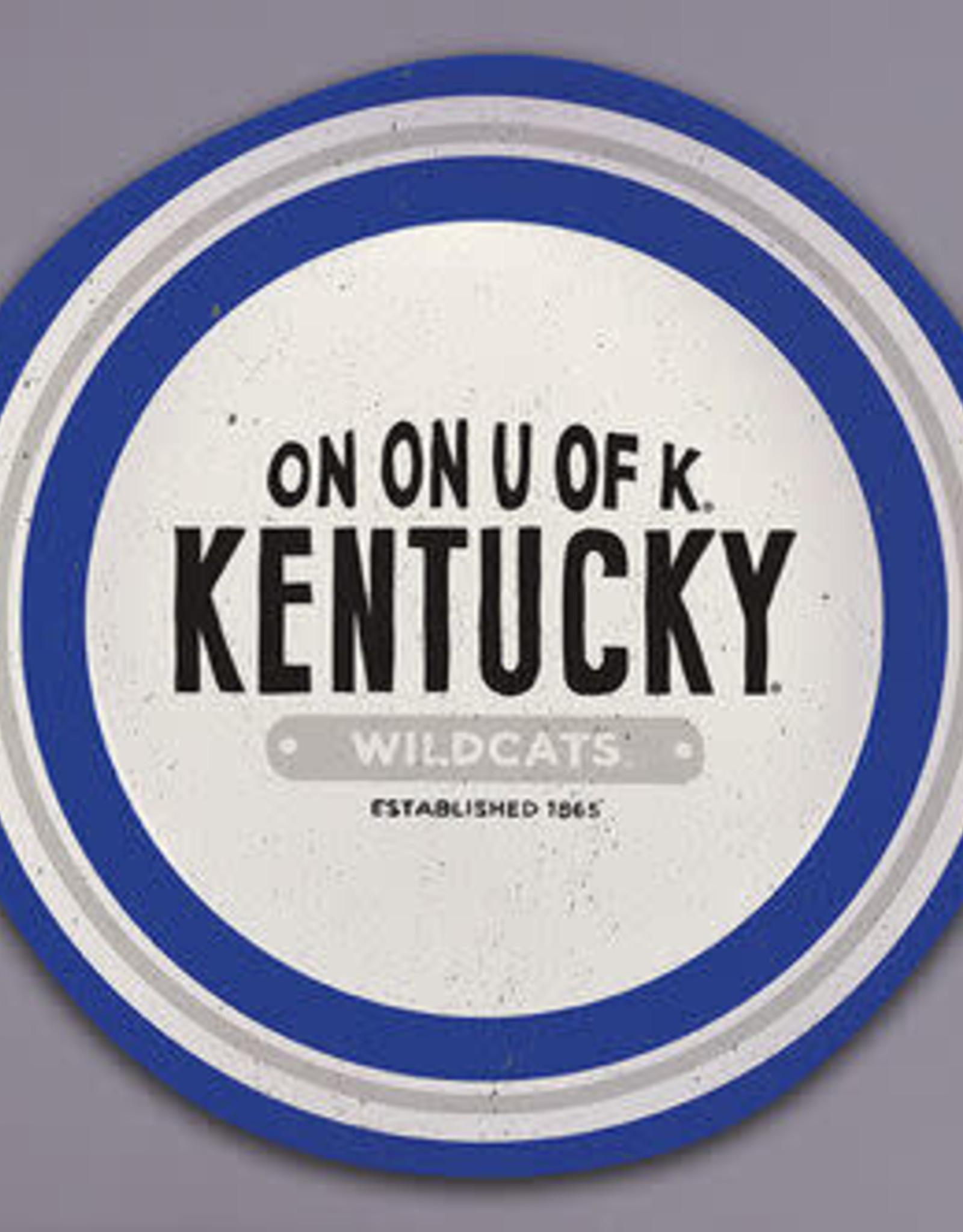 Kentucky Wildcats Melamine Serving Bowl