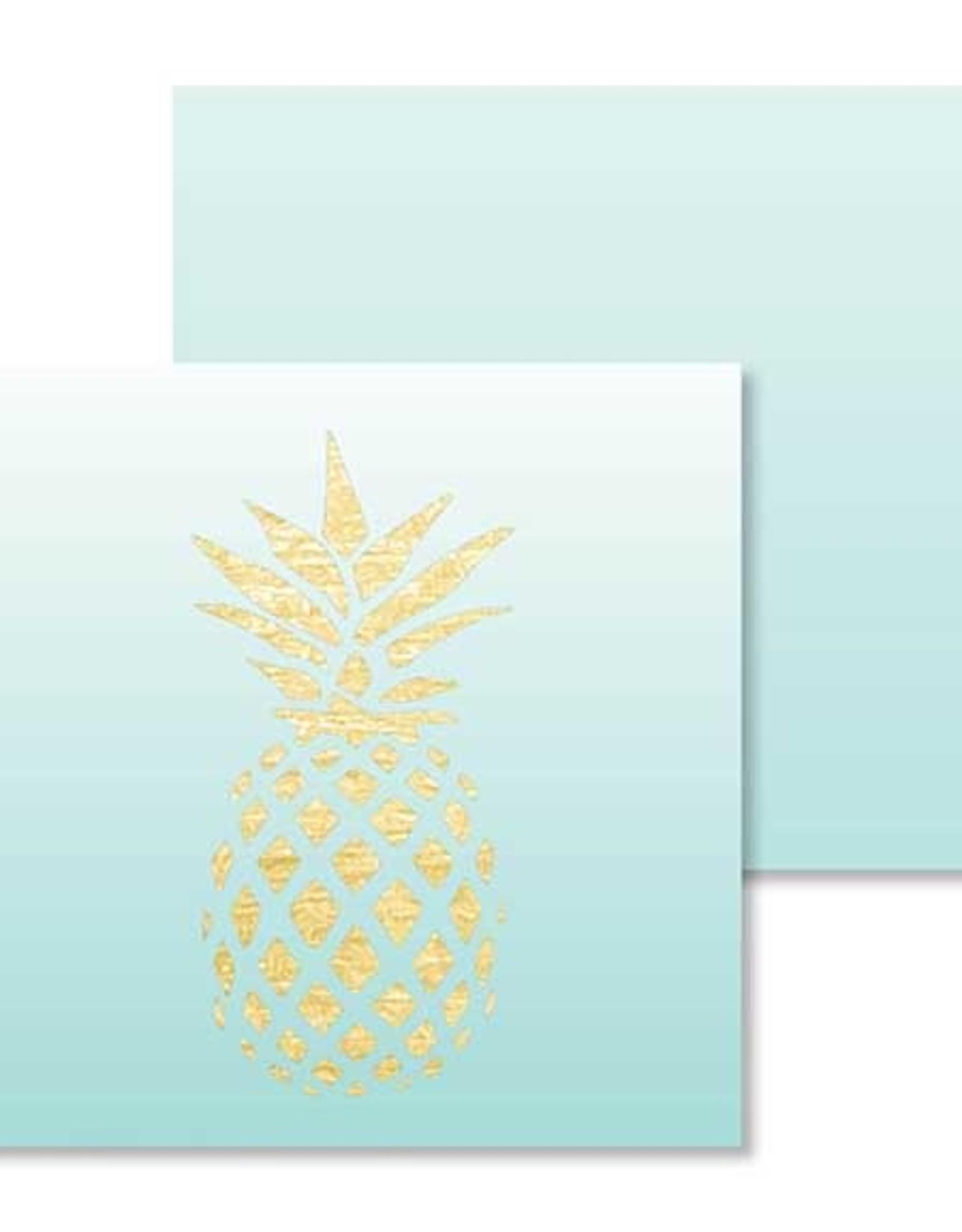 Mini Enclosure Card - Pineapple