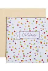 Mini Enclosure Card - Celebrate