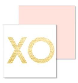 Mini Enclosure Card - XO