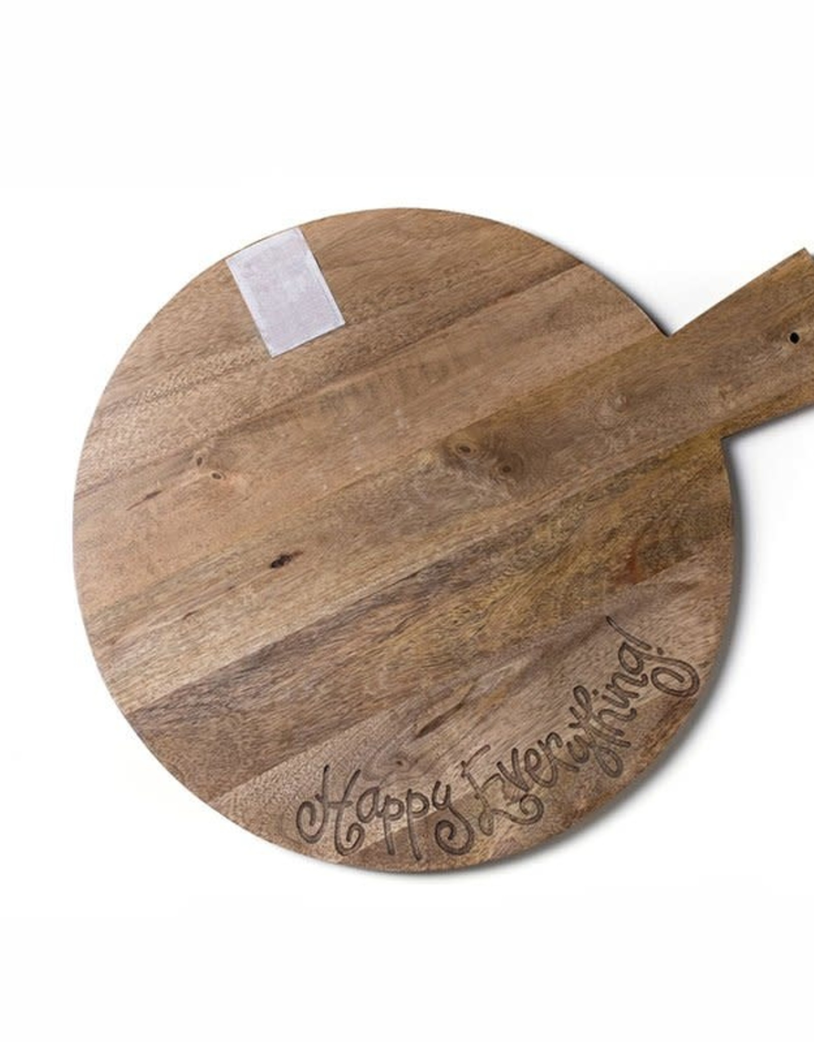 Happy Everything Large Serving Board - Wood