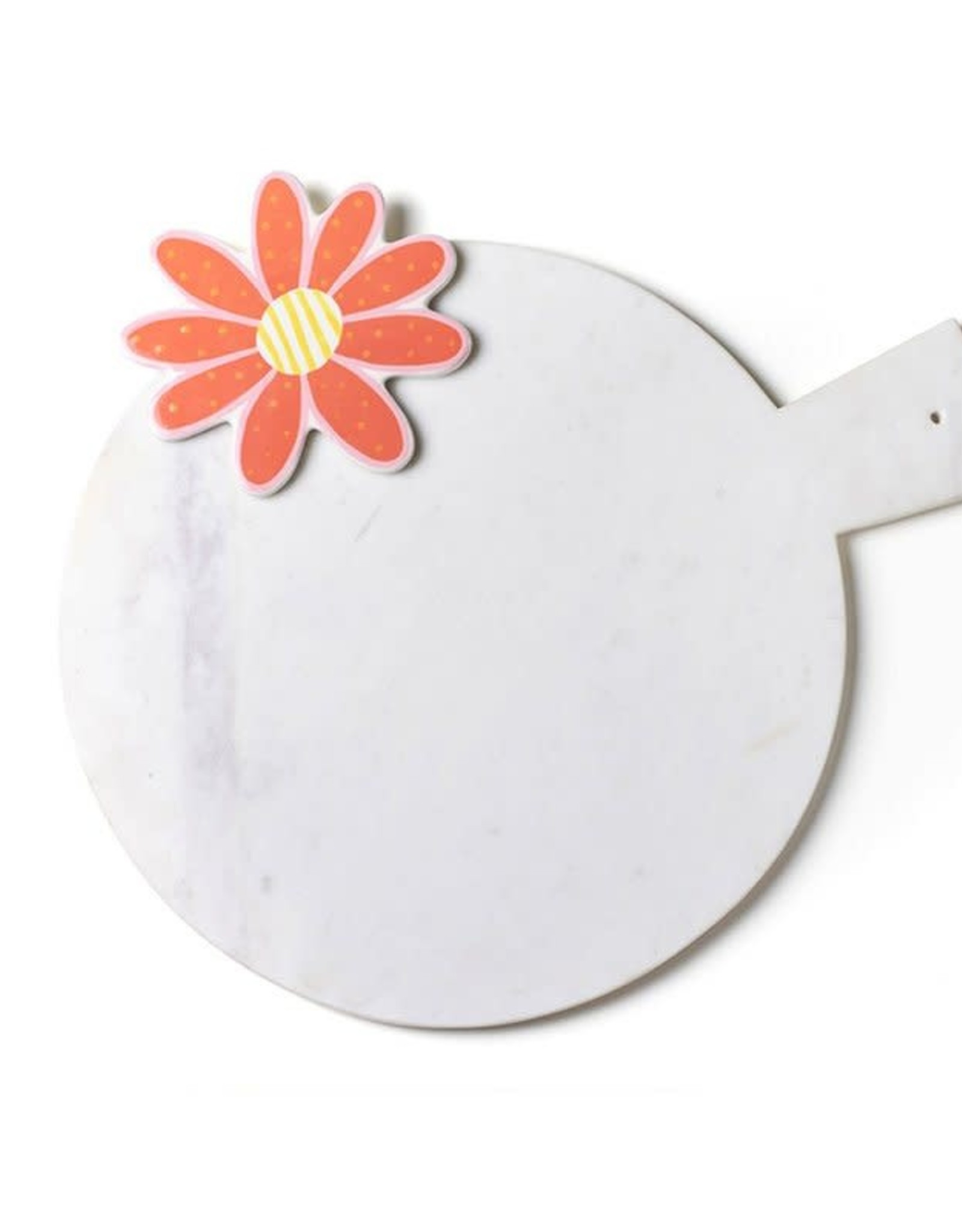 Happy Everything Large Serving Board - Marble