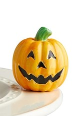 Nora Fleming - Carved Pumpkin Mini