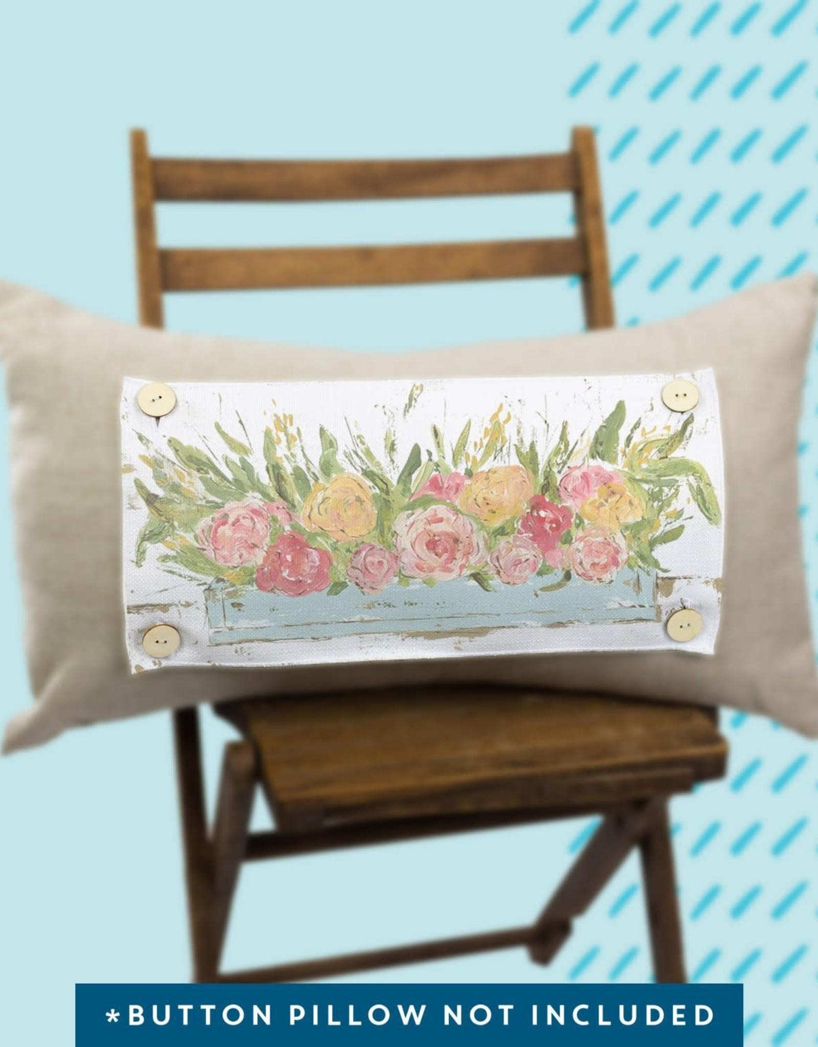 Luckybird Pillow Swap - Flower Box