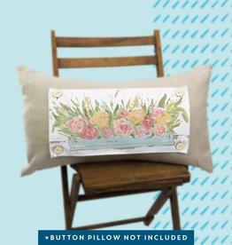 Pillow Swap - Flower Box