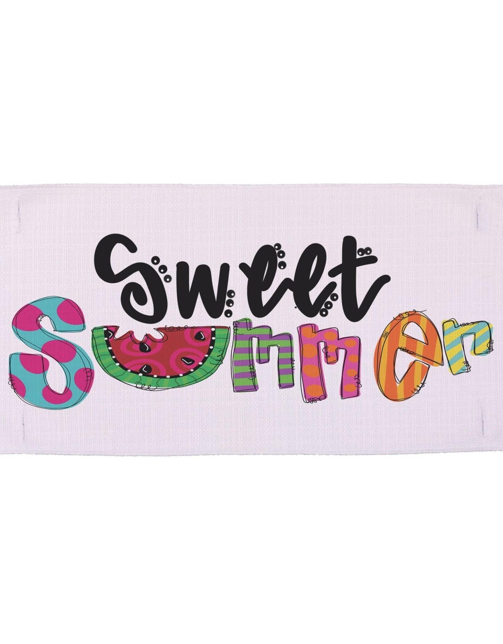 Luckybird Pillow Swap - Sweet Summer