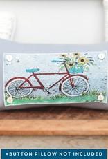 Luckybird Pillow Swap - Bicycle