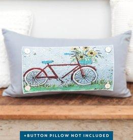 Pillow Swap - Bicycle