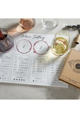 Cardboard Book Set - Wine
