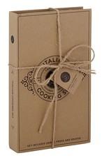 Cardboard Book Set - Italian