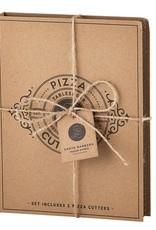 Cardboard Book Set - Pizza