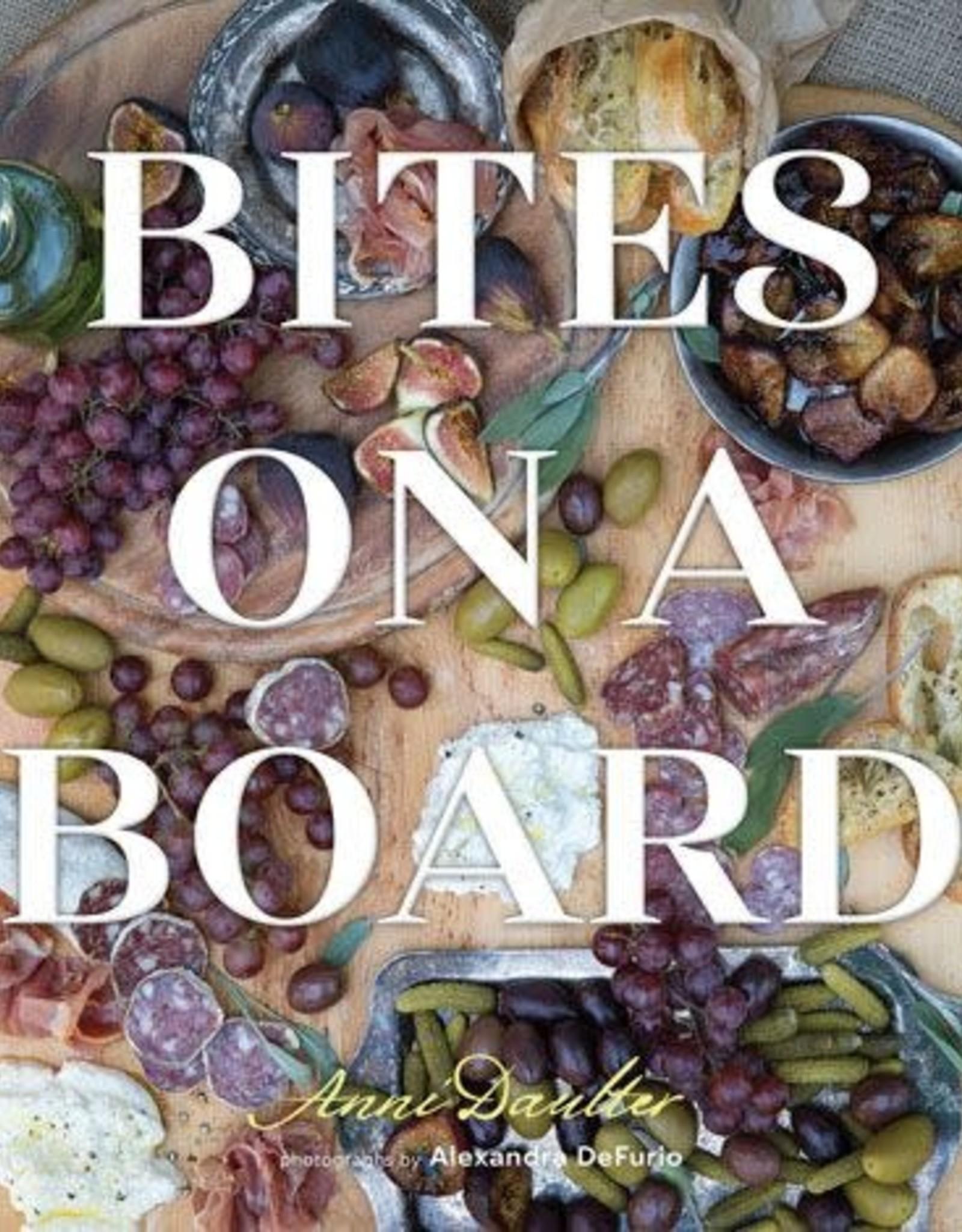 Gibbs Smith Book - Bites on a Board