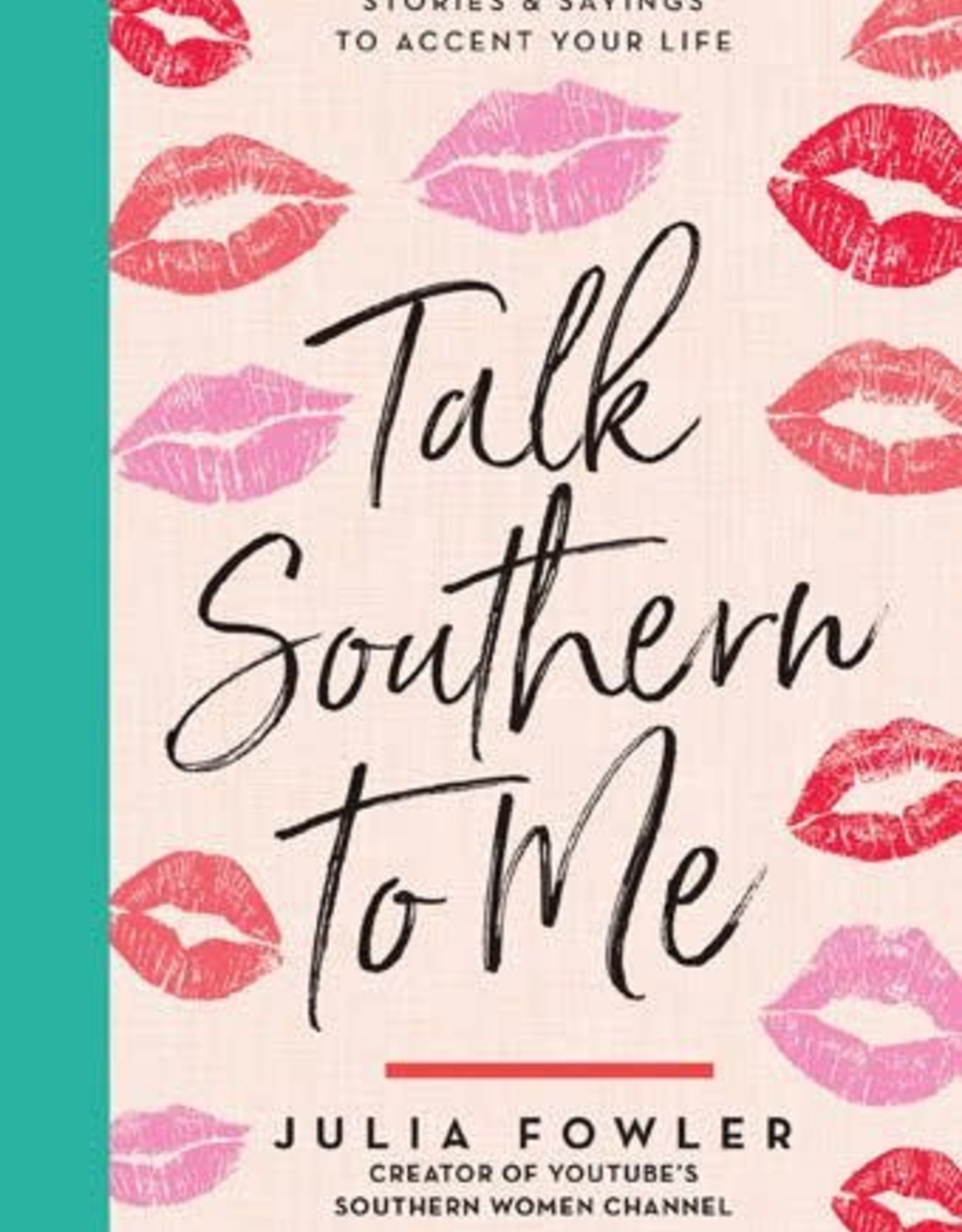 Book - Talk Southern to Me
