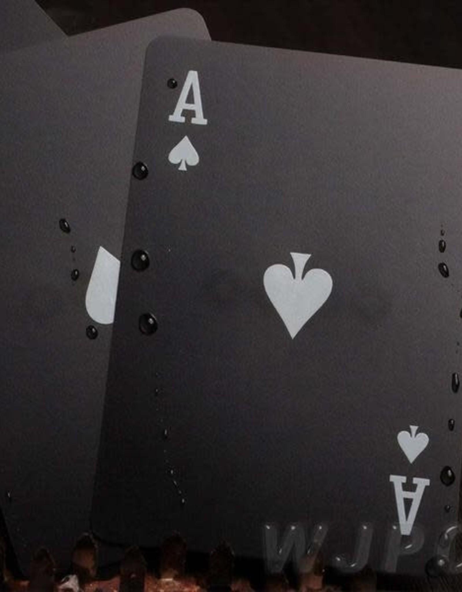 Men's Edition Waterproof Card Deck - Black