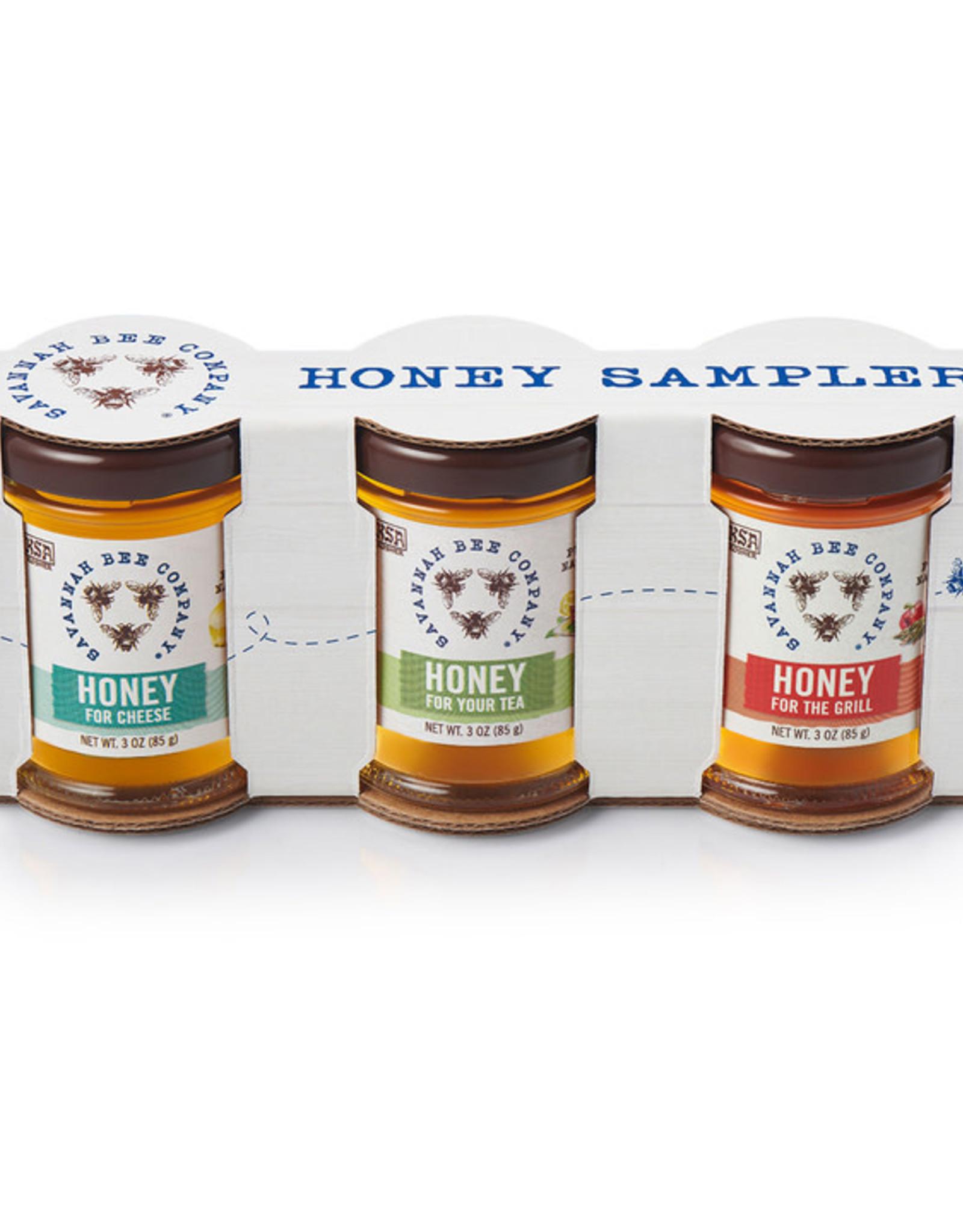 Savannah Bee Company - Honey Sampler