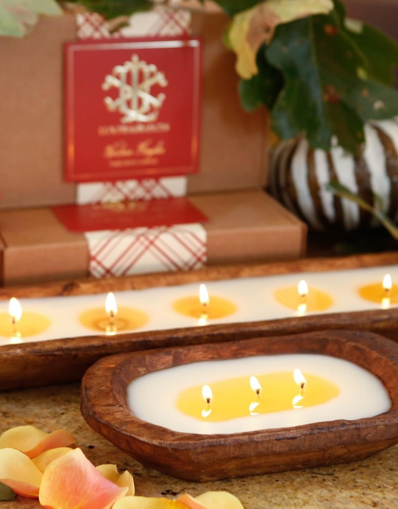 Lux Candle - Heriloom Pumpkin - 3 Wick