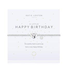 Katie Loxton Bracelet - Happy Birthday