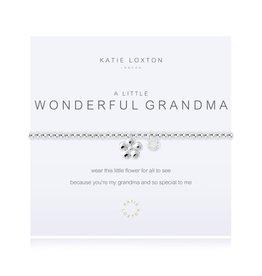 Katie Loxton Bracelet - Wonderful Grandma
