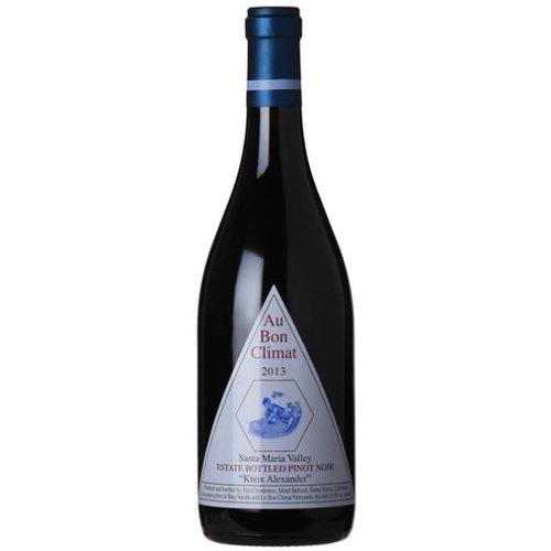 AU BON CLIMAT 2013 Au Bon Climat Knox Alexander Pinot Noir 750ml